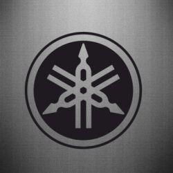 Наклейка Yamaha - FatLine