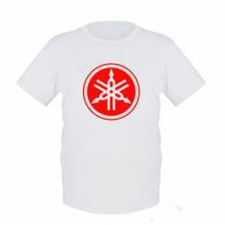 Детская футболка Yamaha - FatLine