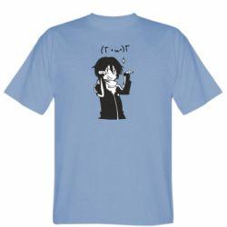 Мужская футболка Yato smile