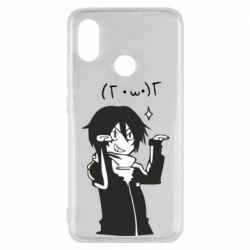 Чехол для Xiaomi Mi8 Yato smile