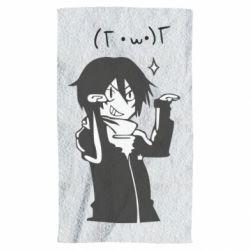 Полотенце Yato smile