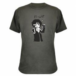 Камуфляжная футболка Yato smile