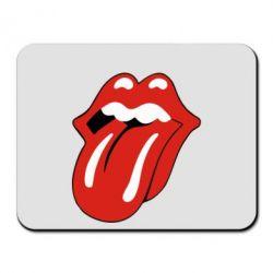Килимок для миші Мова Rolling Stones - FatLine