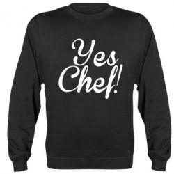 Реглан (свитшот) Yes, Chef!