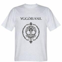 Мужская футболка Yggdrasil