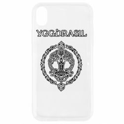 Чехол для iPhone XR Yggdrasil