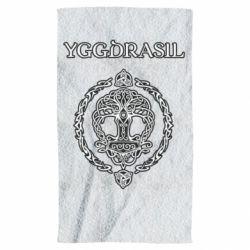 Полотенце Yggdrasil