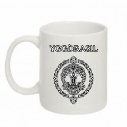 Кружка 320ml Yggdrasil