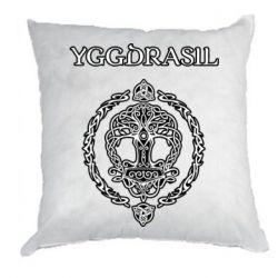 Подушка Yggdrasil
