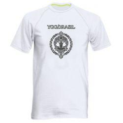 Мужская спортивная футболка Yggdrasil