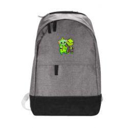Городской рюкзак Yoda and Grinch