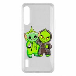 Чохол для Xiaomi Mi A3 Yoda and Grinch