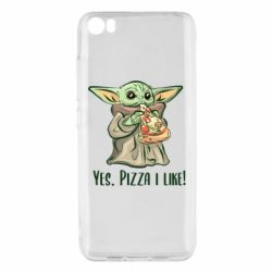 Чехол для Xiaomi Mi5/Mi5 Pro Yoda and pizza