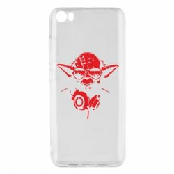 Чехол для Xiaomi Mi5/Mi5 Pro Yoda в наушниках