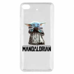 Чехол для Xiaomi Mi 5s Yoda with a cup