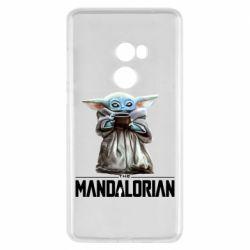 Чехол для Xiaomi Mi Mix 2 Yoda with a cup