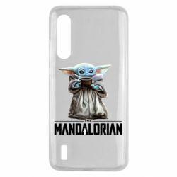 Чехол для Xiaomi Mi9 Lite Yoda with a cup