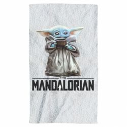 Полотенце Yoda with a cup