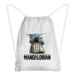 Рюкзак-мешок Yoda with a cup
