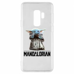 Чехол для Samsung S9+ Yoda with a cup