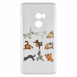 Чохол для Xiaomi Mi Mix 2 Yoga cats - FatLine