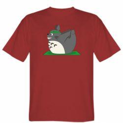 Чоловіча футболка Yoga totoro