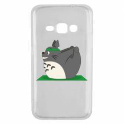 Чохол для Samsung J1 2016 Yoga totoro