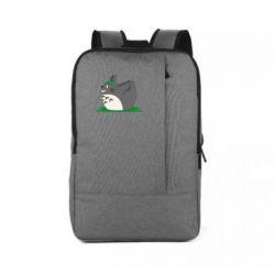 Рюкзак для ноутбука Yoga totoro