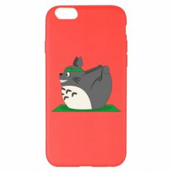 Чохол для iPhone 6 Plus/6S Plus Yoga totoro