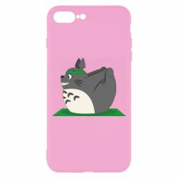 Чохол для iPhone 8 Plus Yoga totoro