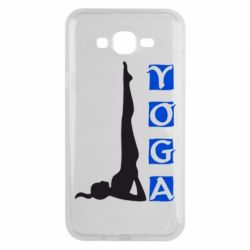 Чехол для Samsung J7 2015 Yoga