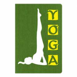 Блокнот А5 Yoga