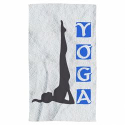 Полотенце Yoga