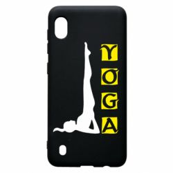 Чехол для Samsung A10 Yoga