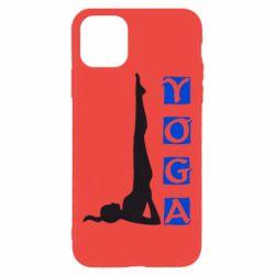 Чехол для iPhone 11 Pro Yoga