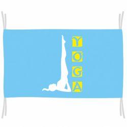 Флаг Yoga