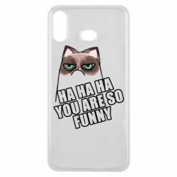 Чохол для Samsung A6s You Are So Funny - FatLine