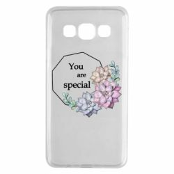 Чехол для Samsung A3 2015 You are special