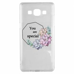 Чехол для Samsung A5 2015 You are special