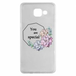 Чехол для Samsung A5 2016 You are special