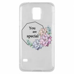 Чехол для Samsung S5 You are special