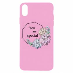 Чехол для iPhone Xs Max You are special