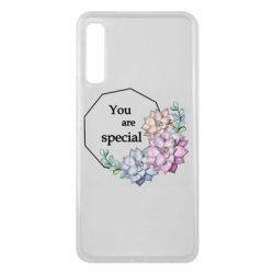 Чехол для Samsung A7 2018 You are special
