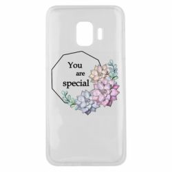 Чехол для Samsung J2 Core You are special