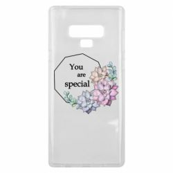 Чехол для Samsung Note 9 You are special