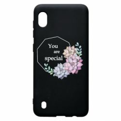 Чехол для Samsung A10 You are special