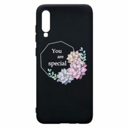 Чехол для Samsung A70 You are special