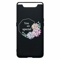 Чехол для Samsung A80 You are special