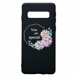 Чехол для Samsung S10 You are special