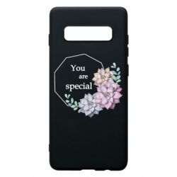 Чехол для Samsung S10+ You are special